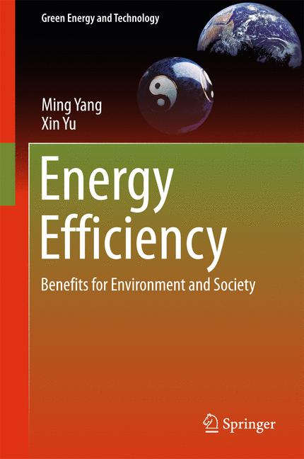 Cover of 'Energy Efficiency'