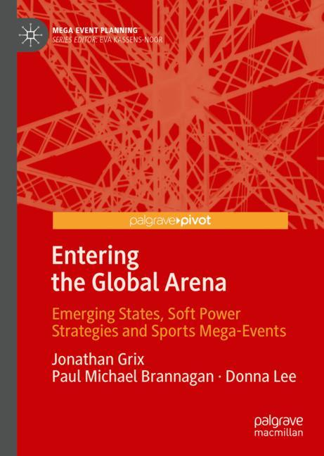 Cover of 'Entering the Global Arena'