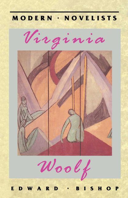 Cover of 'Virginia Woolf'