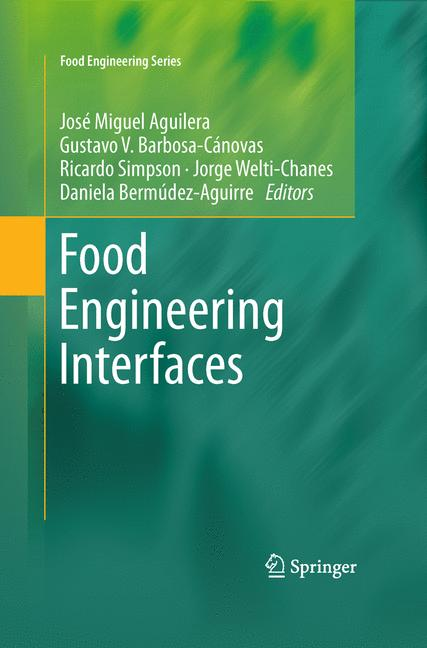 Cover of 'Food Engineering Interfaces'