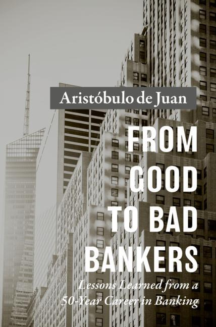 Cover of 'From Good to Bad Bankers'
