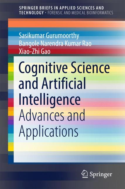 Cover of 'Cognitive Science and Artificial Intelligence'