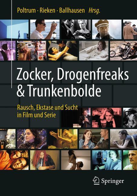 Cover of 'Zocker, Drogenfreaks & Trunkenbolde'