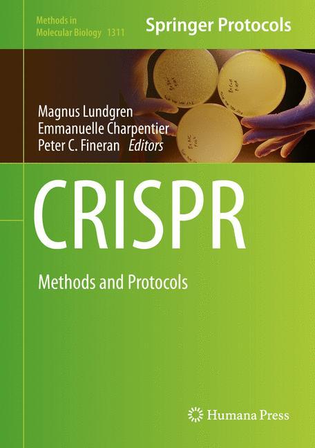 Cover of 'CRISPR'