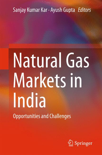Cover of 'Natural Gas Markets in India'