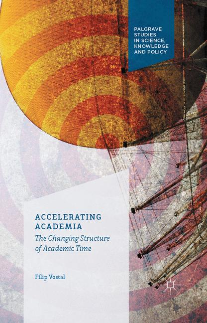 Cover of 'Accelerating Academia'