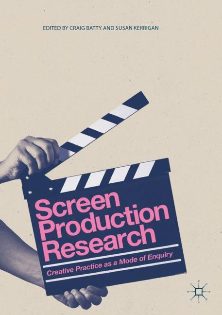 Cover of 'Screen Production Research'