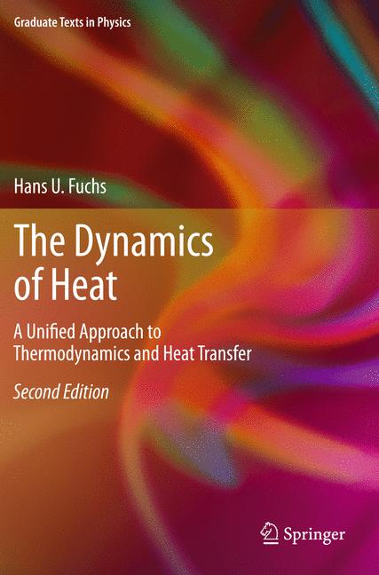 Cover of 'The Dynamics of Heat'