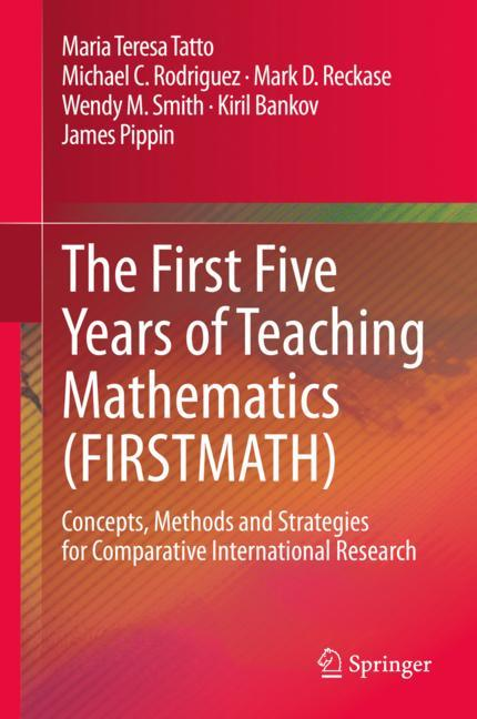 Cover of 'The First Five Years of Teaching Mathematics (FIRSTMATH)'