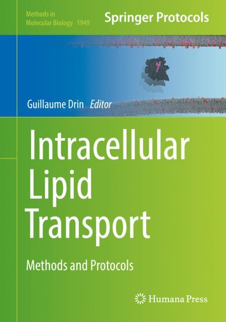 Cover of 'Intracellular Lipid Transport'