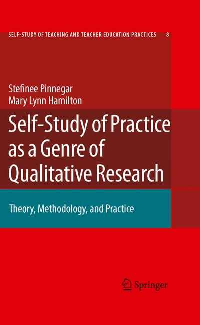 Cover of 'Self-study of Practice as a Genre of Qualitative Research'