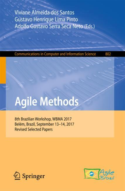 Cover of 'Agile Methods'
