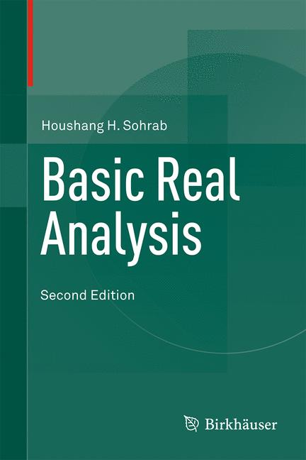 Cover of 'Basic Real Analysis'