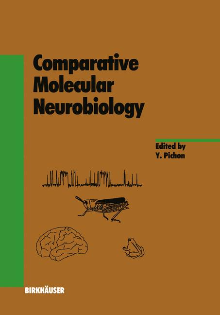 Cover of 'Comparative Molecular Neurobiology'