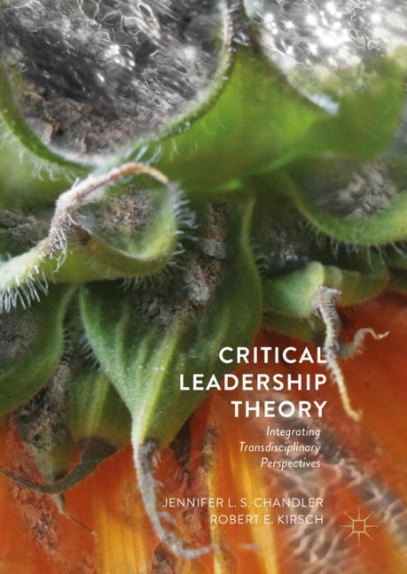 Cover of 'Critical Leadership Theory'