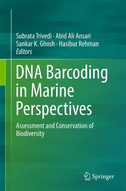 Cover of 'DNA Barcoding in Marine Perspectives'