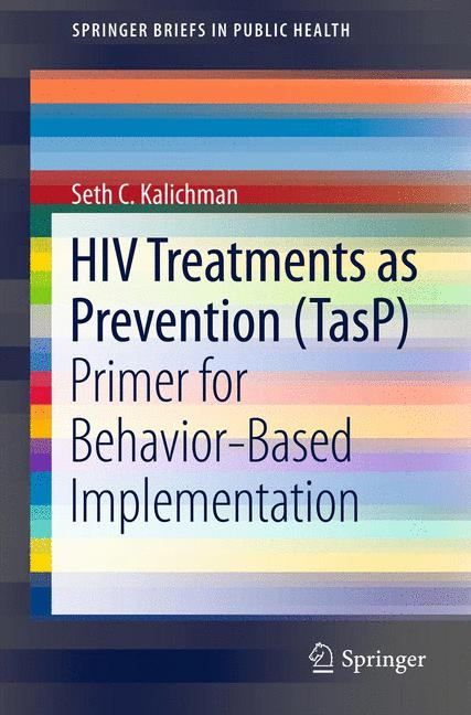 Cover of 'HIV Treatments as Prevention (TasP)'