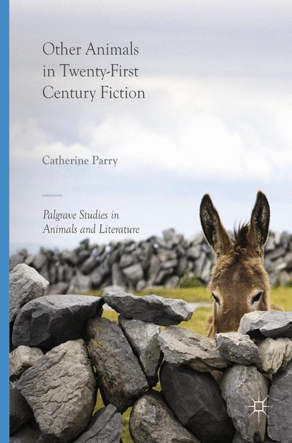 Cover of 'Other Animals in Twenty-First Century Fiction'