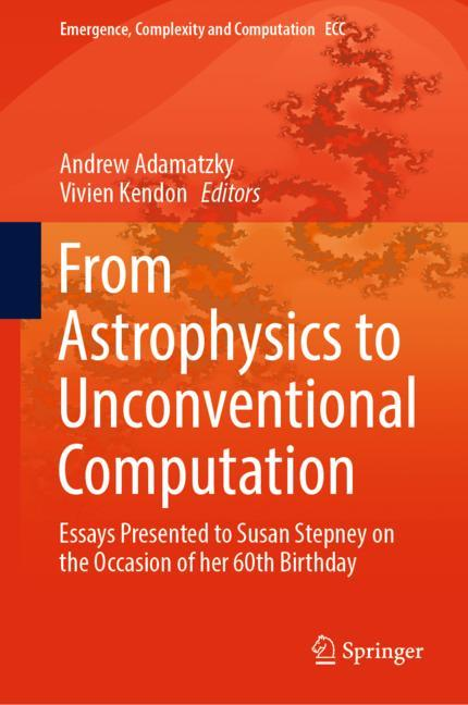 Cover of 'From Astrophysics to Unconventional Computation'
