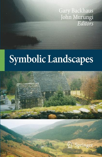 Cover of 'Symbolic Landscapes'