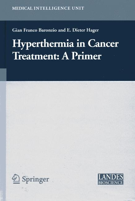 Cover of 'Hyperthermia in Cancer Treatment: A Primer'