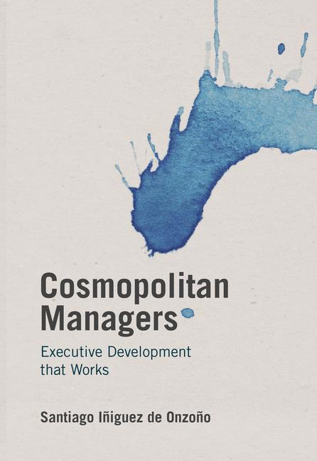 Cover of 'Cosmopolitan Managers'