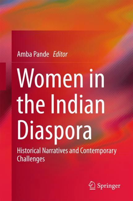 Cover of 'Women in the Indian Diaspora'