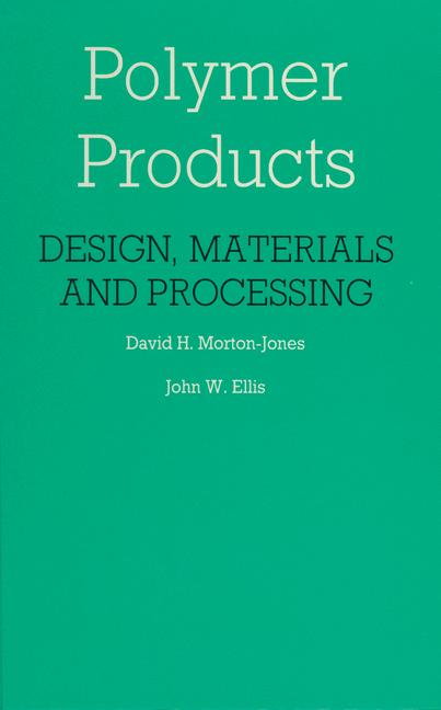 Cover of 'Polymer Products'