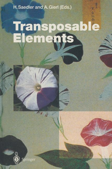 Cover of 'Transposable Elements'