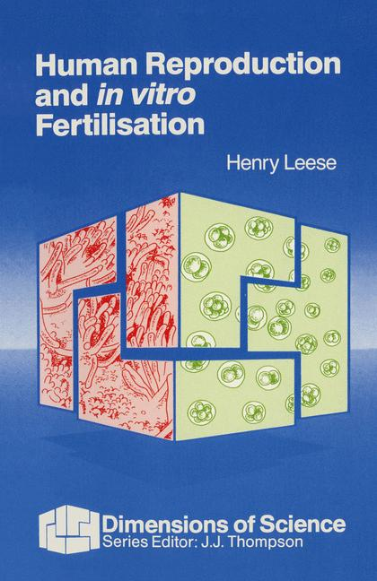 Cover of 'Human reproduction and in vitro fertilisation'