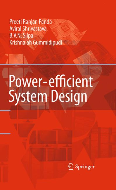 Cover of 'Power-efficient System Design'