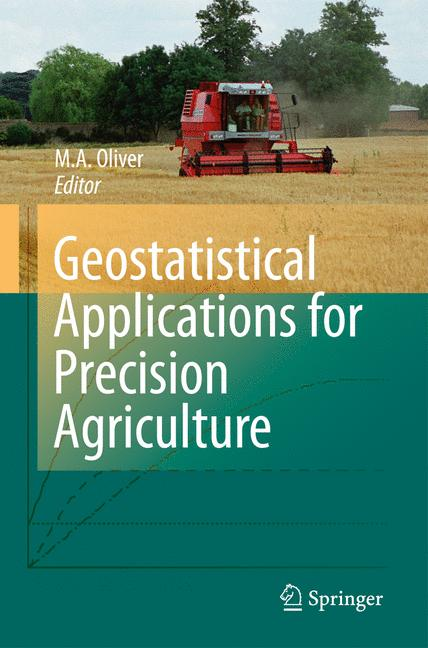 Cover of 'Geostatistical Applications for Precision Agriculture'