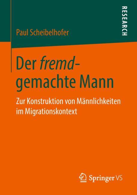 Cover of 'Der fremd-gemachte Mann'