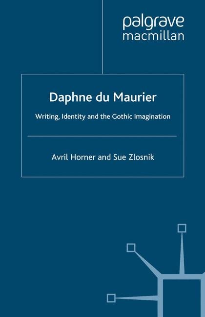 Cover of 'Daphne du Maurier'