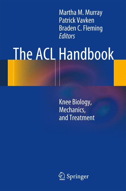 Cover of 'The ACL Handbook'