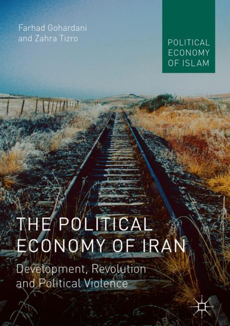 Cover of 'The Political Economy of Iran'