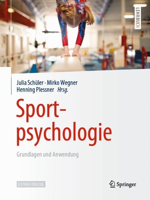 Cover of 'Sportpsychologie'