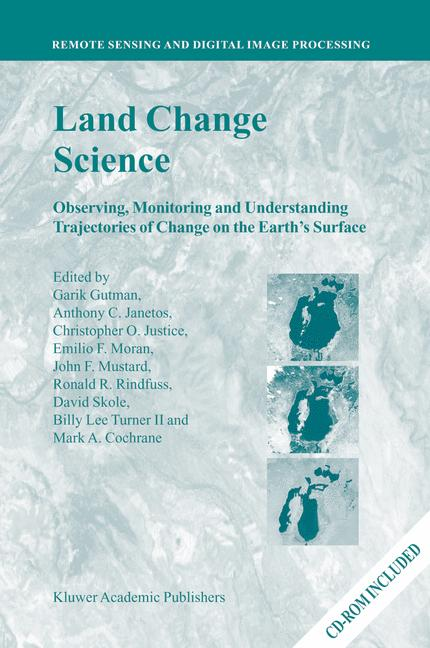 Cover of 'Land Change Science'