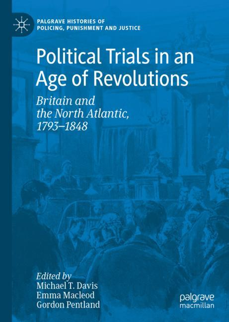 Cover of 'Political Trials in an Age of Revolutions'