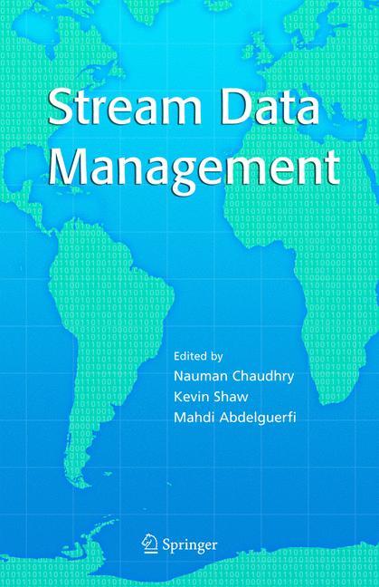 Cover of 'Stream Data Management'