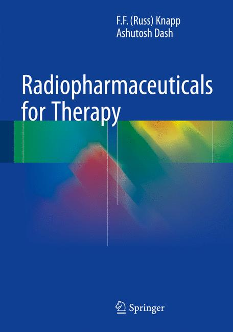 Cover of 'Radiopharmaceuticals for Therapy'