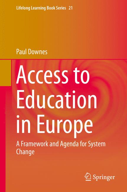Cover of 'Access to Education in Europe'