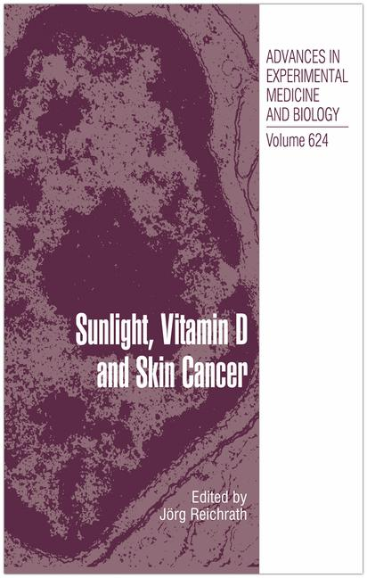 Cover of 'Sunlight, Vitamin D and Skin Cancer'