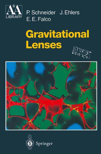 Cover of 'Gravitational Lenses'