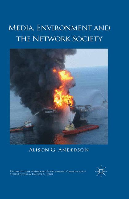 Cover of 'Media, environment and the network society'