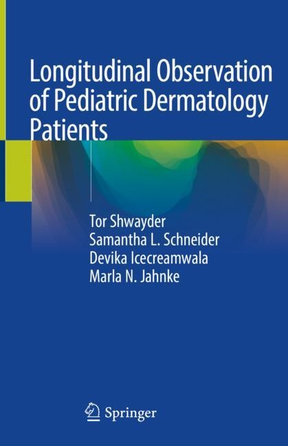 Cover of 'Longitudinal Observation of Pediatric Dermatology Patients'