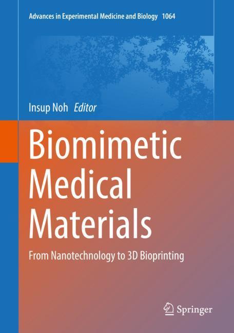 Cover of 'Biomimetic Medical Materials'