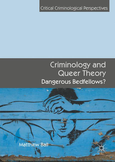 Cover of 'Criminology and Queer Theory'
