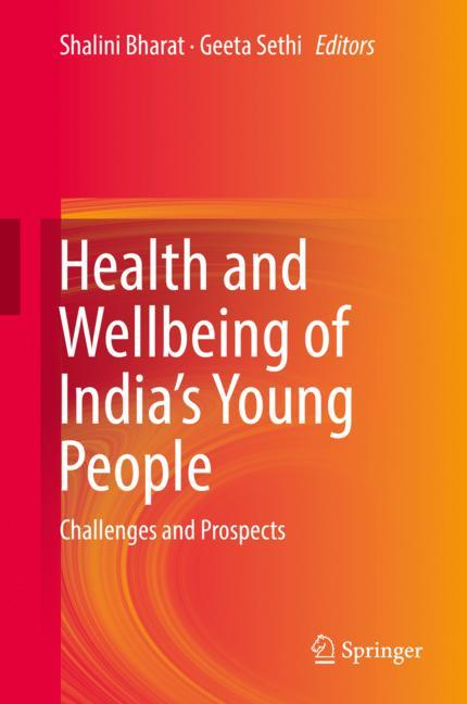 Cover of 'Health and Wellbeing of India's Young People'