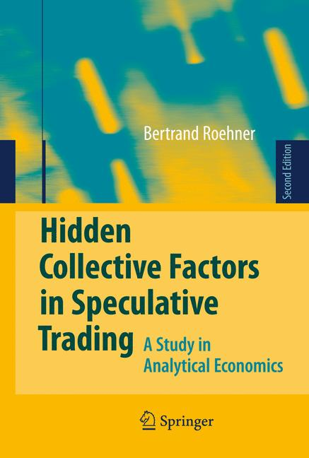 Cover of 'Hidden Collective Factors in Speculative Trading'